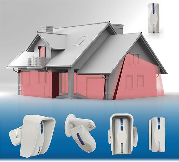 Sensore antifurto esterno velvet dt factory sensore antifurto tenda - Antifurto per esterno ...