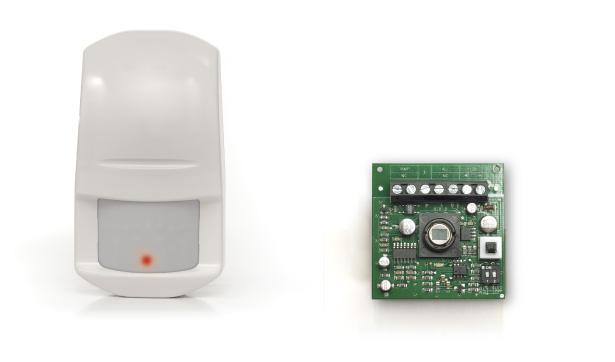 Sensore antifurto Syrio IR